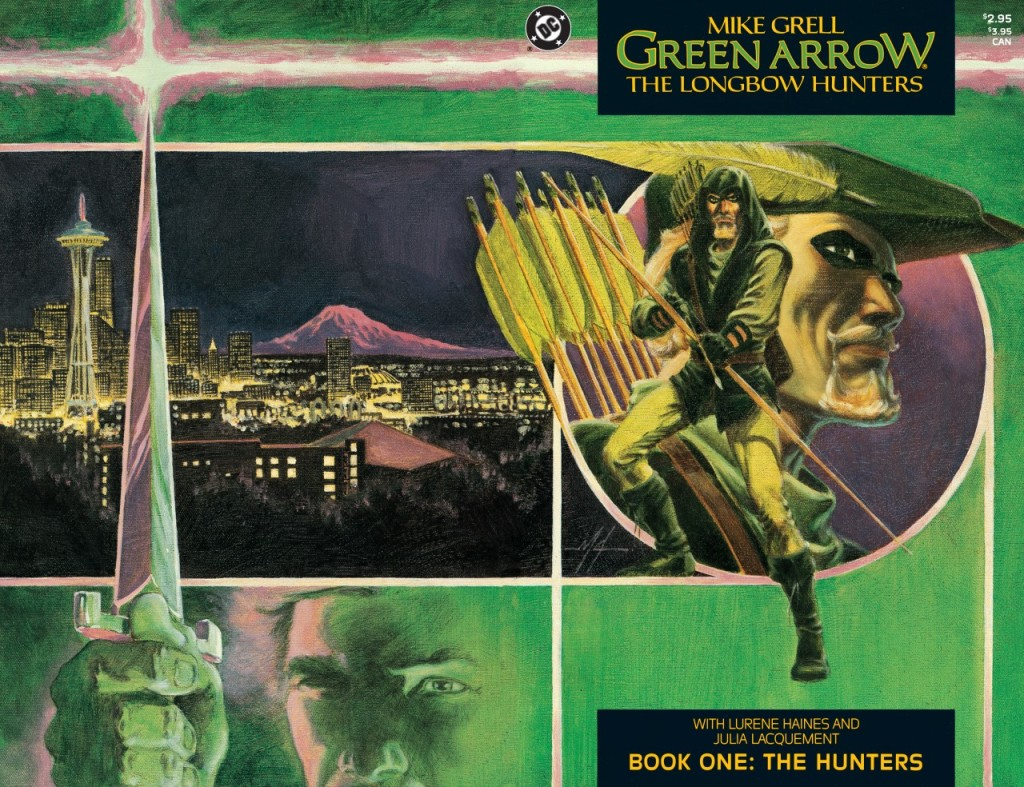 Green Arrow - The Longbow Hunters 001-001